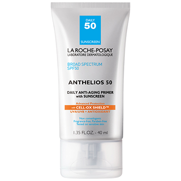 Anthelios 50 Daily Anti-aging Primer with Sunscreen | La Roche-Posay | b-glowing