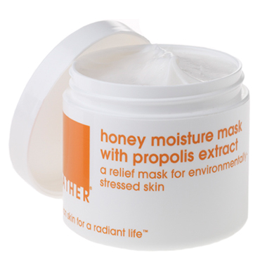 honey moisture mask with propolis extract | LATHER | b-glowing