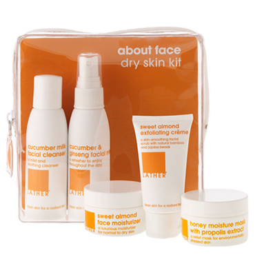 about face dry skin kit