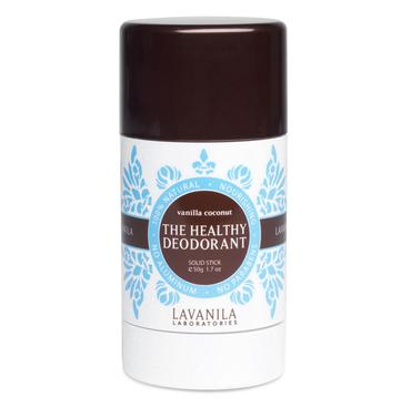 The Healthy Deodorant Vanilla Coconut