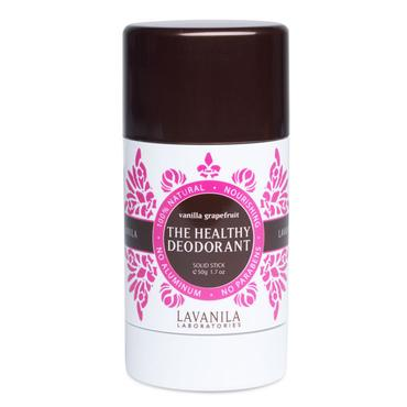 The Healthy Deodorant Vanilla Grapefruit | LaVanila | b-glowing