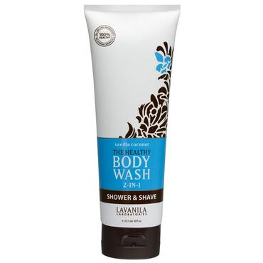 The Healthy Body Wash Vanilla Coconut