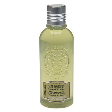 Energizing Shower Gel - Verbena & Lemon