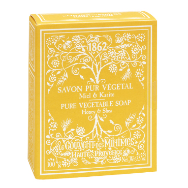 Pure Vegetable Soap - Honey & Shea