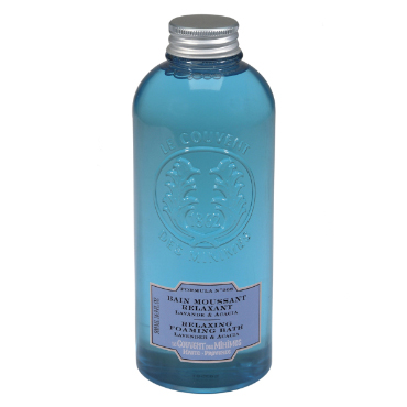 Relaxing Foaming Bath - Lavender & Acacia | Le Couvent des Minimes | b-glowing