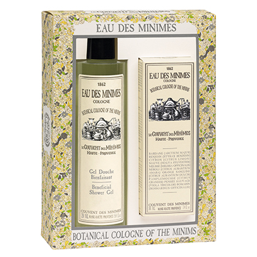 Eau des Minimes Fragrance and Shower Duo | Le Couvent des Minimes | b-glowing
