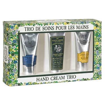 Hand Cream Trio | Le Couvent des Minimes | b-glowing
