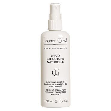 Spray Structure Naturelle - Medium to Strong-Hold Hair Spray | Leonor Greyl | b-glowing