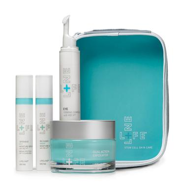 Lifeline Skincare Kit | Lifeline Stem Cell Skin Care | b-glowing