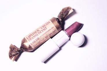 LIPSTOCK CREAM TRANSLUCENT COLOR Lip Conditioner