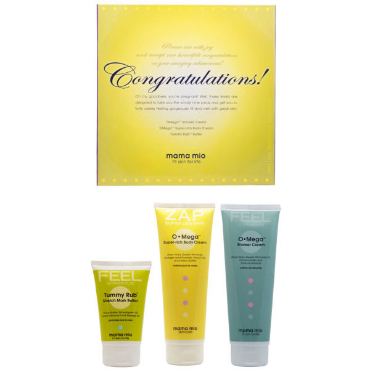 Mama Mio Congratulations Kit | Mama Mio | b-glowing
