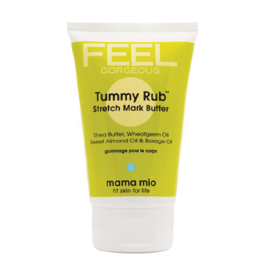 Tummy Rub Stretch Mark Butter