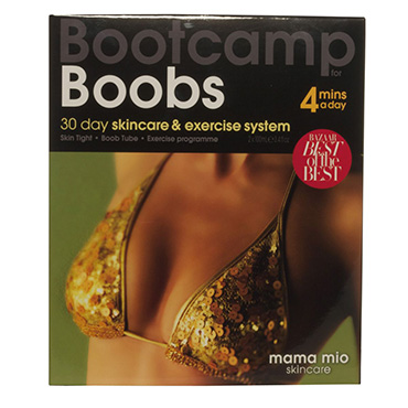 Bootcamp for Boobs | Mama Mio | b-glowing