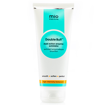 Double Buff - Dual Action Enzyme Exfoliator | Mio | b-glowing