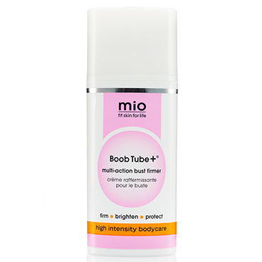 Boob Tube + - Multi-Action Bust Firming Cream | Mio | b-glowing