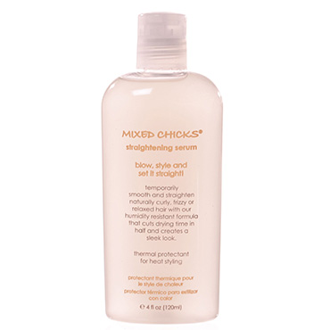 Straightening Serum by Mixed Chicks