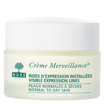 Creme Merveillance® (Normal Skin) Visible Expression Cream- Ages 35-40 | Nuxe | b-glowing