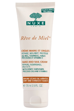 Rêve de Miel® - Hand and Nails Cream | Nuxe | b-glowing