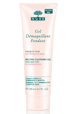 Melting Cleansing Gel with Rose Petals