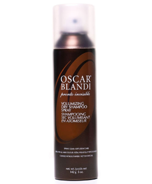 Pronto Invisible Volumizing Dry Shampoo Spray | Oscar Blandi | b-glowing