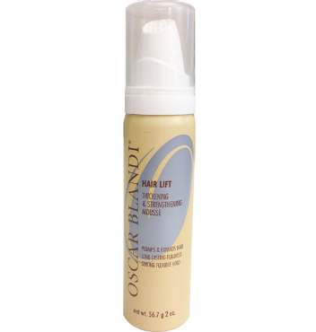 Hair Lift Thickening Mousse Travel Size