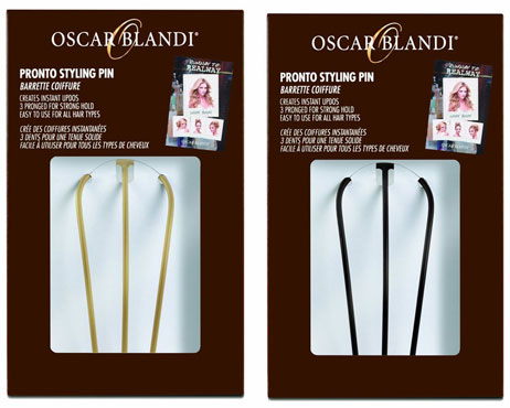 Pronto Styling Pin | Oscar Blandi | b-glowing