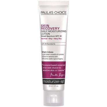 Skin Recovery Daily Moisturizing Lotion SPF 30 | Paula's Choice | b-glowing
