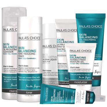 Skin Balancing System | Paula's Choice | b-glowing