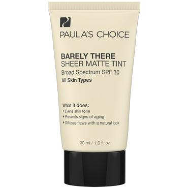 Barely There Sheer Matte Tint SPF 30