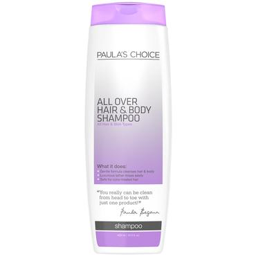 All Over Hair & Body Shampoo | Paula's Choice | b-glowing