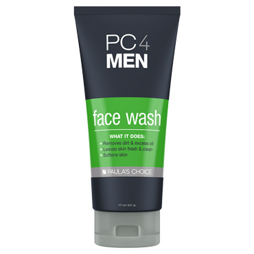 PC4Men Face Wash | Paula's Choice | b-glowing