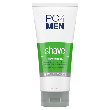 PC4Men Shave | Paula's Choice | b-glowing