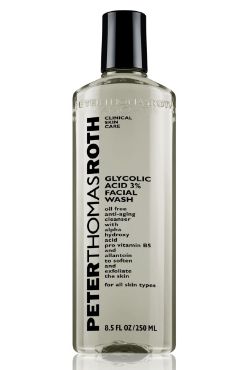 Glycolic Acid 3% Facial Wash