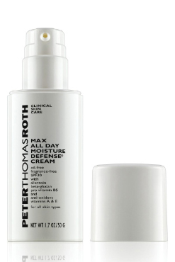 Max All Day Moisture Defense® Cream with SPF30
