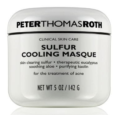 Sulfur Cooling Masque | Peter Thomas Roth | b-glowing