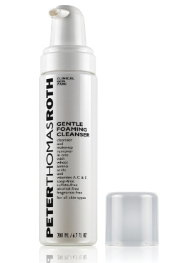 Gentle Foaming Cleanser | Peter Thomas Roth | b-glowing