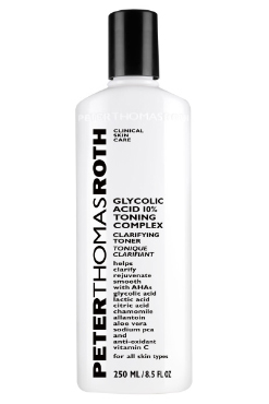 Glycolic Acid 10% Toning Complex | Peter Thomas Roth | b-glowing