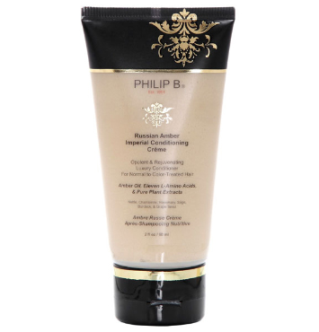 Russian Amber Imperial Conditioning Crème 2 oz | Philip B. | b-glowing