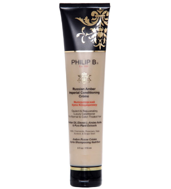 Russian Amber Imperial Conditioning Crème - 6 oz. | Philip B. | b-glowing