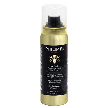 Jet Set Precision Control Hair Spray - 1.8 oz. | Philip B. | b-glowing