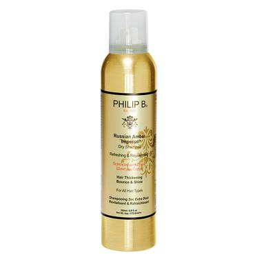 Russian Amber Imperial Dry Shampoo - 6 oz. | Philip B. | b-glowing