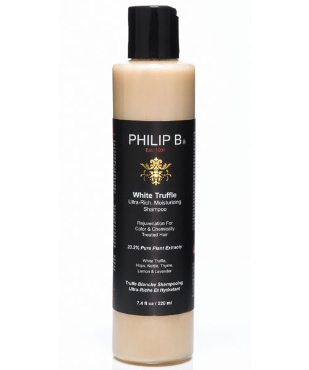 White Truffle Ultra-Rich Moisturizing Shampoo | Philip B. | b-glowing