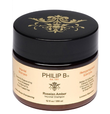 Imperial Shampoo Russian Amber | Philip B. | b-glowing