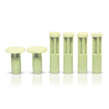 Mixed Green Replacement Discs | PMD Personal Microderm | b-glowing