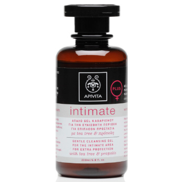 INTIMATE CARE:  Gentle Cleansing Gel for Extra Protection