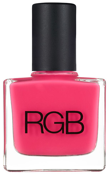 Pink Nail Color | RGB Cosmetics | b-glowing