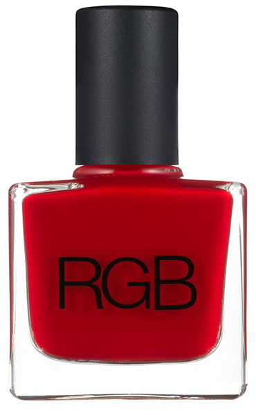 Red Nail Color