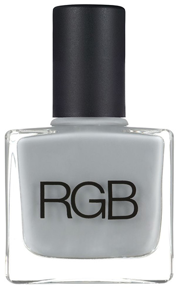 Steel Nail Color | RGB Cosmetics | b-glowing