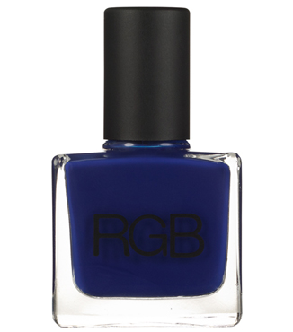 Cobalt Nail Color