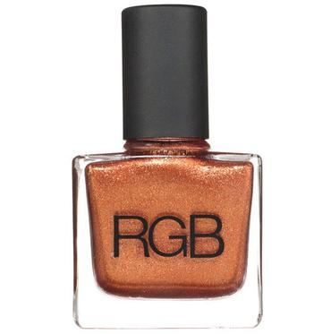 Copper Nail Color | RGB Cosmetics | b-glowing
